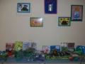 Выставка детских работ к 23 февраля